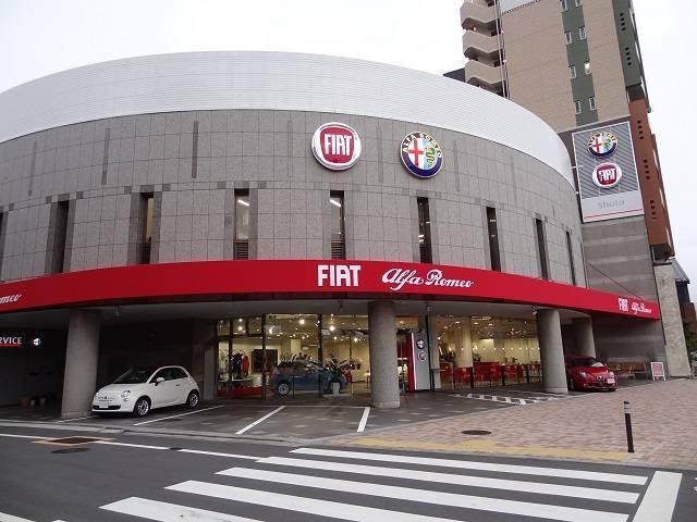 [東京都]アルファロメオ松濤 フィアット/アバルト松濤