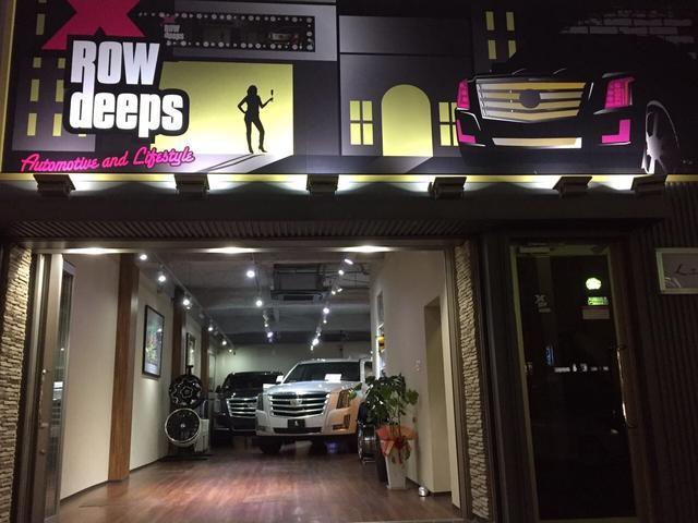 X ROW deepsの店舗画像