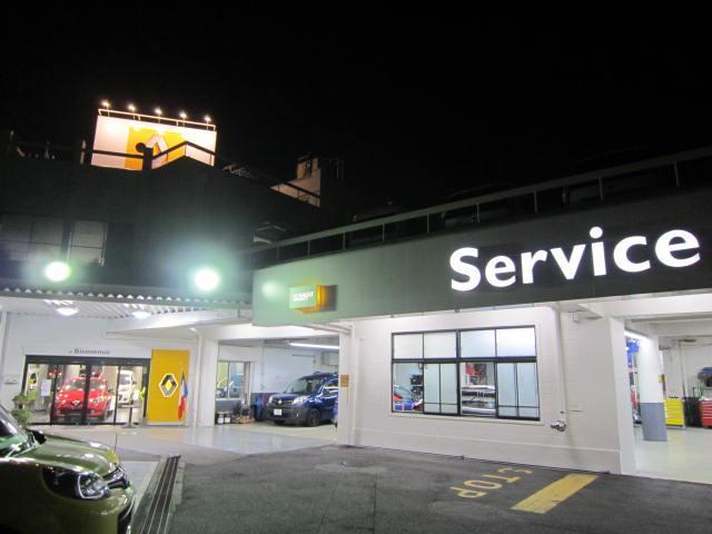 ルノーNT販売 ルノー八王子の店舗画像