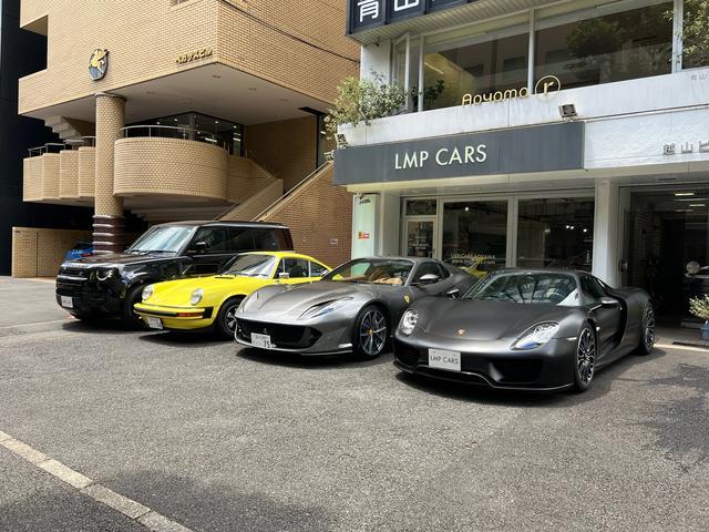 LMP CARS AOYAMAの店舗画像