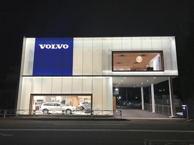 ボルボ・カーズ国立の店舗画像