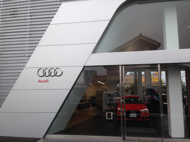 Audi Approved 川越の店舗画像