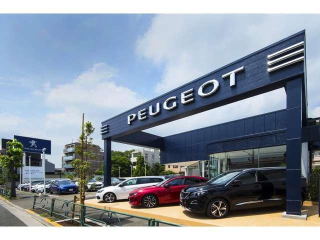 PEUGEOT 成城 (株)サンオータスの店舗画像