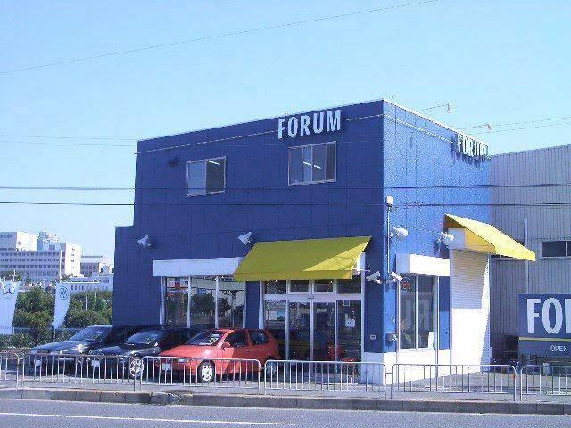 FORUMの店舗画像