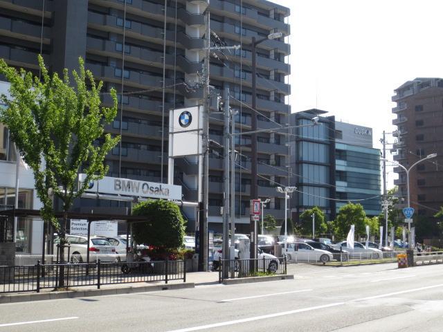 BMW Osaka BMW Premium Selection 吹田  の店舗画像