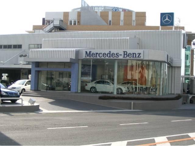 メルセデス・ベンツ泉佐野の店舗画像