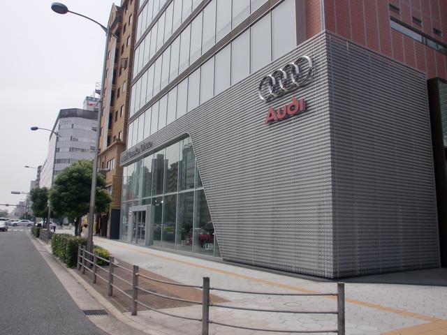 Audi 大阪中央 アウディジャパン販売(株)の店舗画像