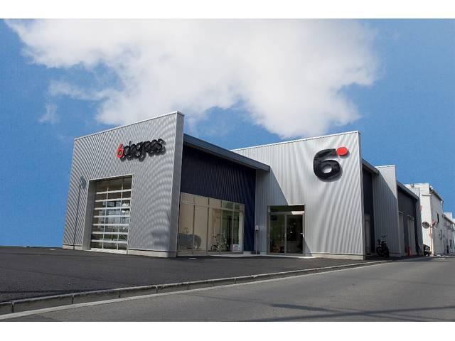 6DEGREESの店舗画像