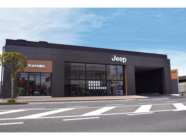 ジープ岡山の店舗画像