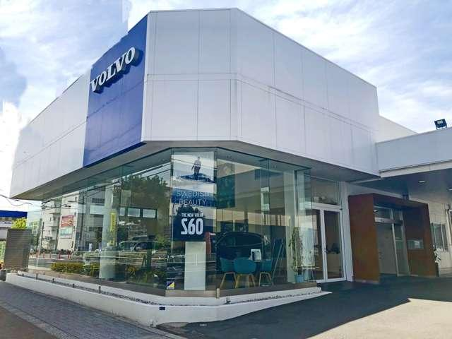 ボルボ・カー東住吉 株式会社ロードカーの店舗画像