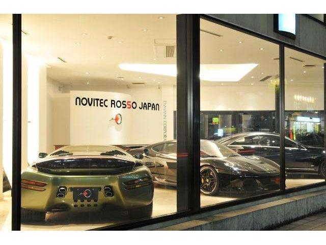 Novitec Rosso Japanの店舗画像