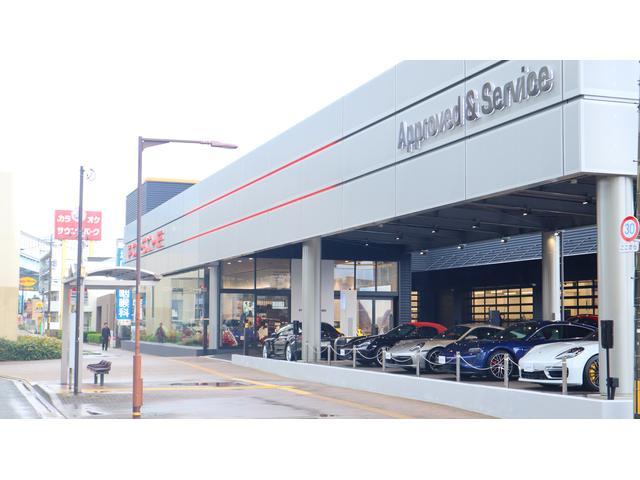 ポルシェセンター福岡の店舗画像