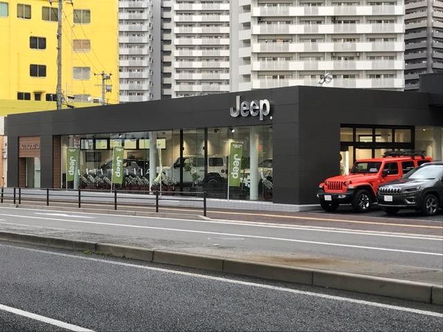 ジープ北九州 チェッカーモータース(株) の店舗画像