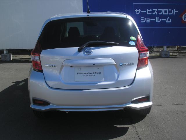 e-POWER X 禁煙試乗車UP 日産プレミアム認定車(7枚目)