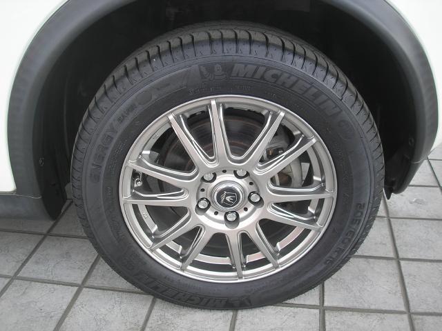15RX タイプV 禁煙 アルミ付冬タイヤ積込 日産認定車(19枚目)
