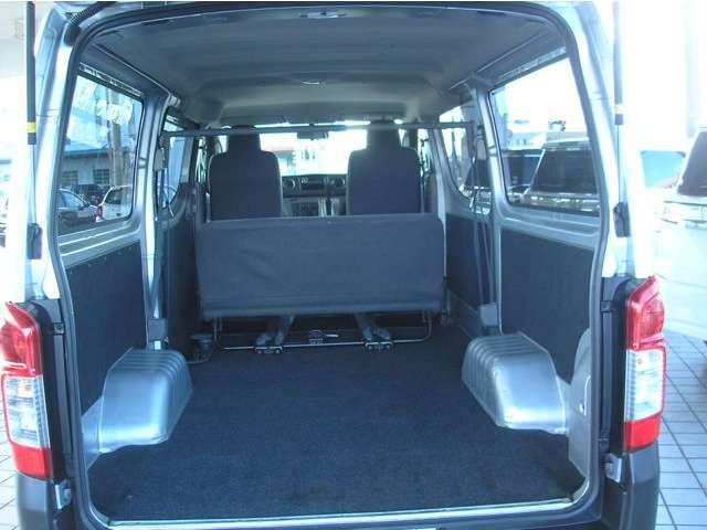 DX ロング Dターボ 5AT 4WD 標準ルーフ 低床(11枚目)