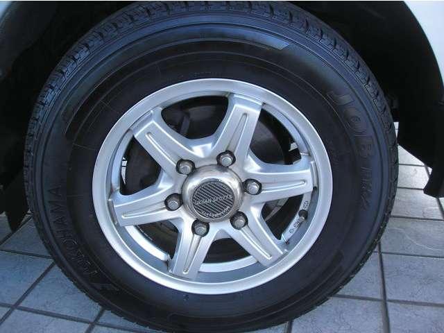 DX ロング Dターボ 5AT 4WD 標準ルーフ 低床(19枚目)