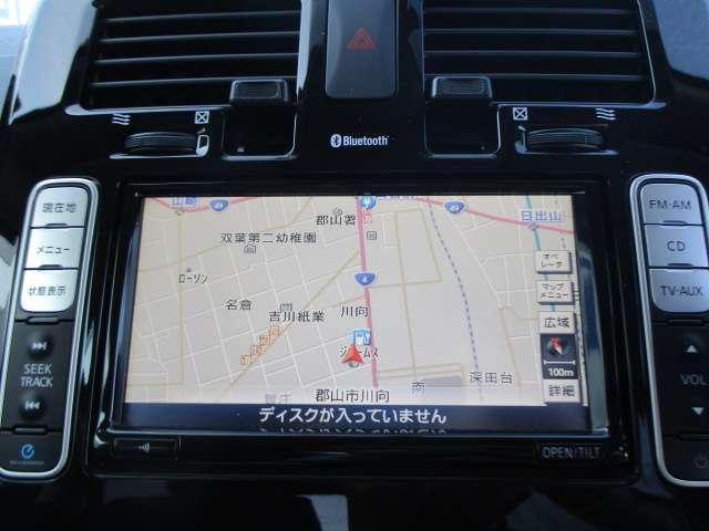 X エアロスタイル メーカーナビ・TV(4枚目)