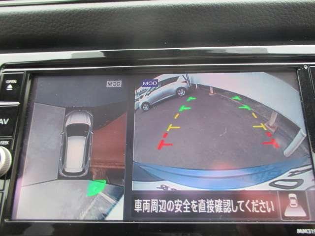 2.0 20Xi レザーエディション 2列車 4WD アラウンドビューモニター(5枚目)