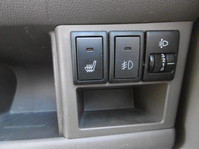 日産 モコ G Four 4WD ターボ 1オーナー シートヒーター
