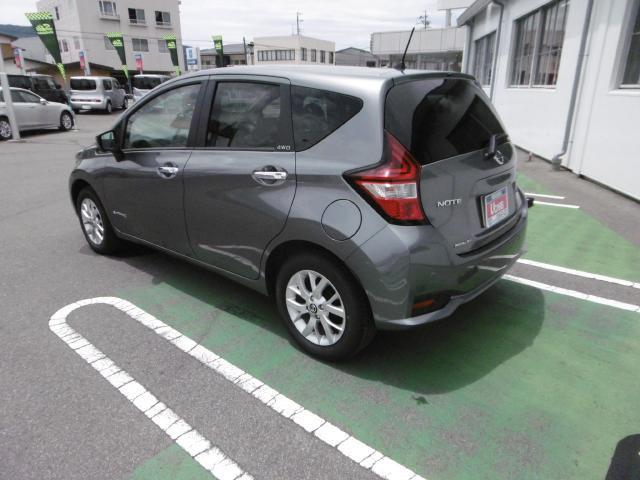 「日産」「ノート」「コンパクトカー」「長野県」の中古車9