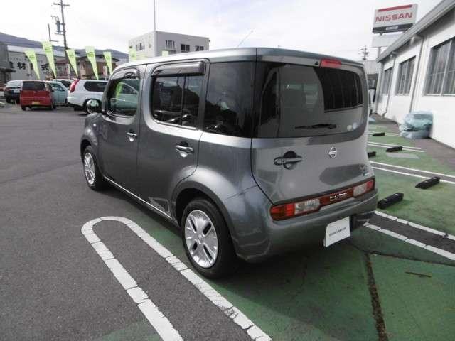 「日産」「キューブ」「ミニバン・ワンボックス」「長野県」の中古車8