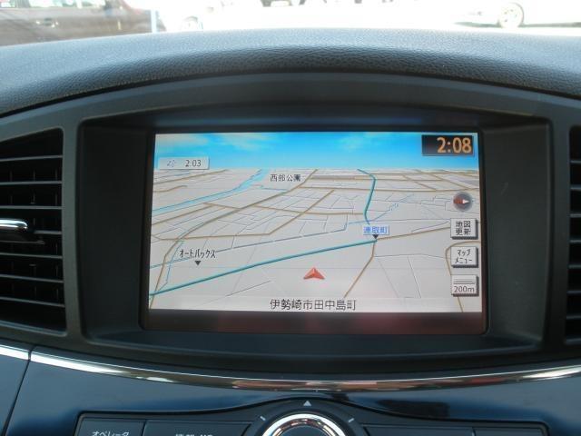 250ハイウェイスター HDDナビ・後席モニター(4枚目)