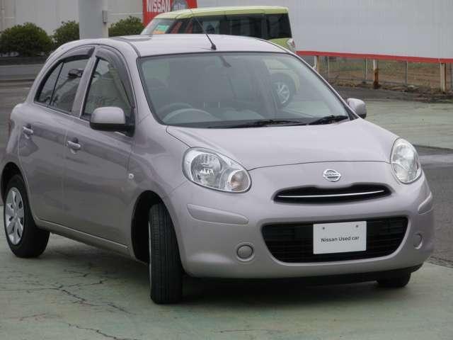 コンパクトなサイズであるため、小回りがきき、街乗りで大活躍する車です