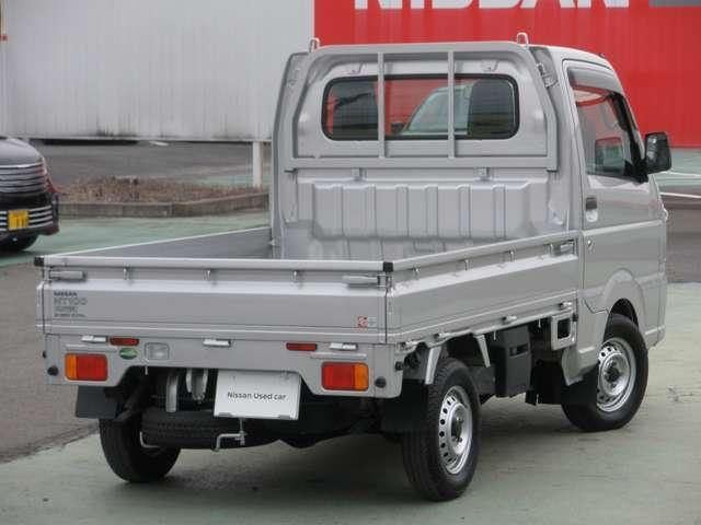 DX 4WD・5MT・マニュアルエアコン マニュアルウインド(2枚目)