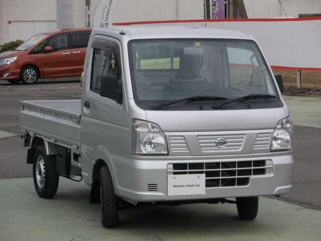 DX 4WD・5MT・マニュアルエアコン マニュアルウインド(7枚目)