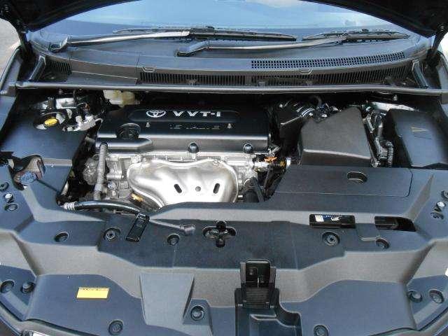 CVTを採用しているので、燃費がいいです