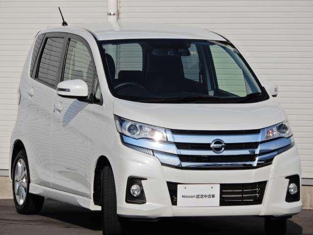 ハイウェイスターX 4WD メモリーナビ 当社社用車(12枚目)