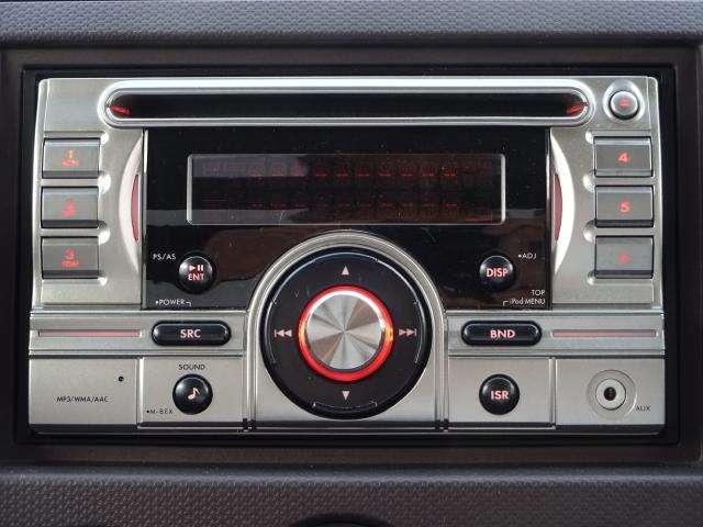XR 2WD 純正CDチューナー AUX入力(4枚目)