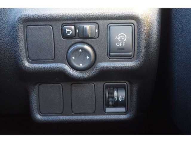 アイドリングストップが付いているので信号待ちなどでガソリンを節約できます。
