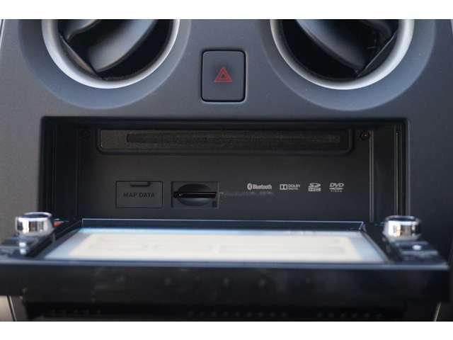 CD・DVD・SDは開口部にお入れ下さい。