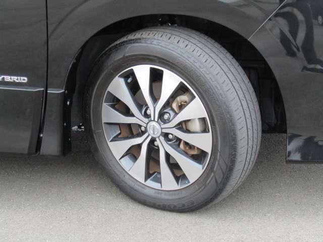 195/60R16サイズのタイヤ&純正アルミホイールです