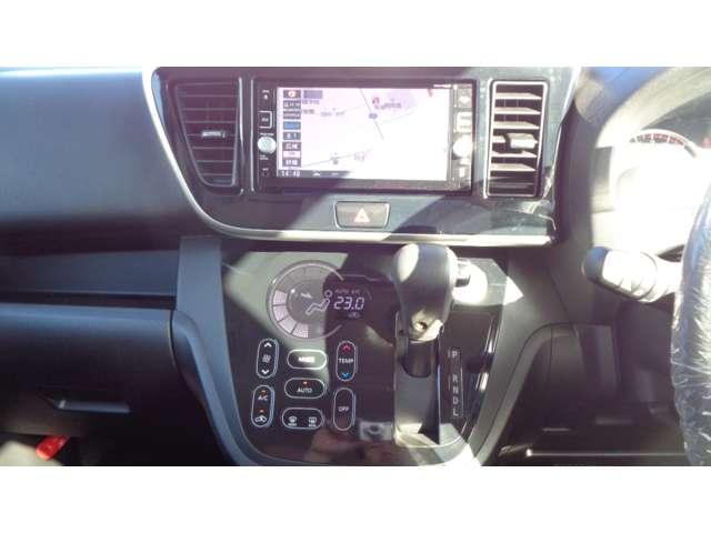 ハイウェイスター Xターボ 純正メモリーナビ アラウンドビューモニター エマージェンシーブレーキ 両側パワースライドD オートマチックハイビーム インテリジェントキーシステム オートエアコン フォグランプ ETC付 ターボ車(4枚目)