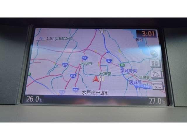 VIP 純正HDDナビ アラウンドビューモニター エマージェンシーブレーキ LEDヘッドライト クルーズコントロール 車線逸脱警報 シートヒータークーラー ETC サイドカーテンエアバッグ 本革 パワーシート(5枚目)