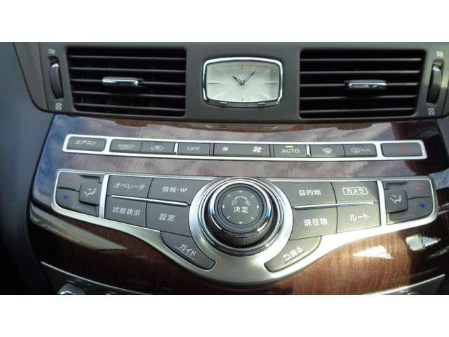 VIP 純正HDDナビ アラウンドビューモニター エマージェンシーブレーキ LEDヘッドライト クルーズコントロール 車線逸脱警報 シートヒータークーラー ETC サイドカーテンエアバッグ 本革 パワーシート(7枚目)
