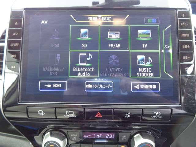 e-パワー ハイウェイスターV 純正メモリーナビ 大きい画面 後席天井モニター 両側パワースライドD プロパイロット シートテーブル クルーズコントロール LEDヘッドライト アラウンドビューモニター ドライブレコーダー(6枚目)