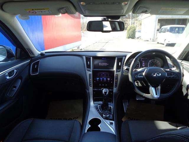 350GT ハイブリッド タイプSP 純正ナビ クルーズコントロール 黒革シート アラウンドビューモニター エマージェンシーブレーキ シートヒーター フォグランプ LED ETC DVD オートエアコン オートライト パワーシート(4枚目)