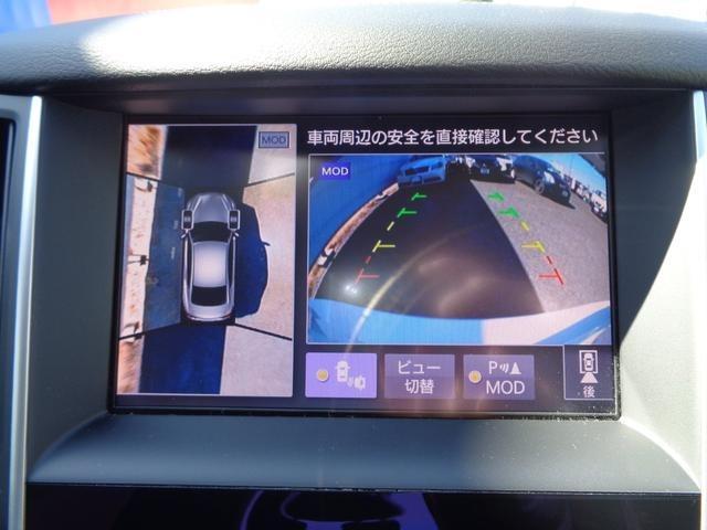 350GT ハイブリッド タイプSP 純正ナビ クルーズコントロール 黒革シート アラウンドビューモニター エマージェンシーブレーキ シートヒーター フォグランプ LED ETC DVD オートエアコン オートライト パワーシート(6枚目)