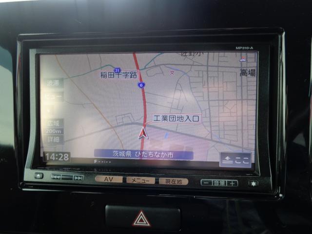 日産 モコ X 純正エアロインテリキ-純正ナビTVオ-トエアコン