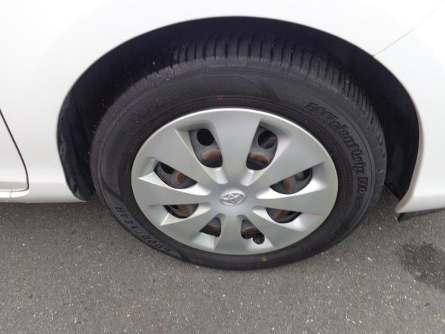 タイヤサイズは175/65R15です