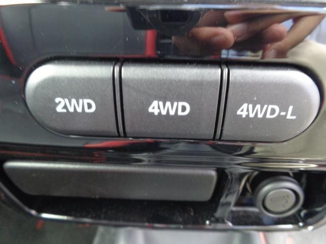 4WD搭載