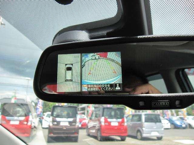 X Vセレクション+セーフティII 純正ナビ アラウンドビュー エマージェンシーブレーキ 踏み間違い防止 LEDヘッドライト ETC インテリキー アイドリングストップ ドアバイザー フルセグ(7枚目)