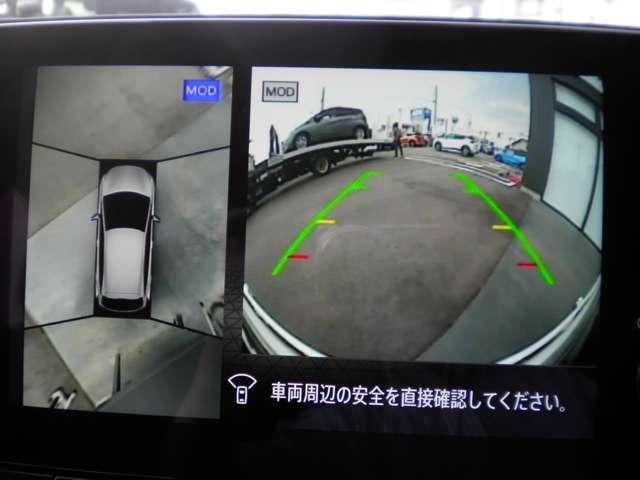 X 当社社用車・ナビ・アラウンドビューモニター・スマートルームミラー・プロパイロット・ETC・インテリジェントキー・オートエアコン(8枚目)