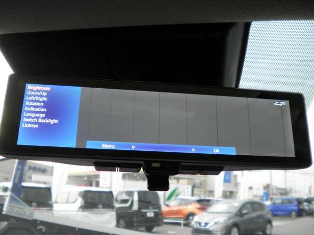 X 当社社用車・ナビ・アラウンドビューモニター・スマートルームミラー・プロパイロット・ETC・インテリジェントキー・オートエアコン(9枚目)