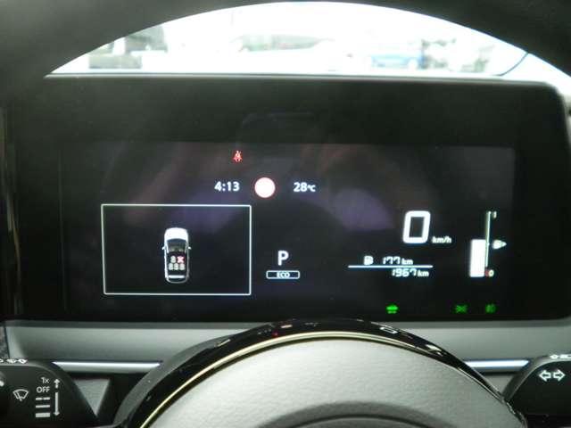 X 当社社用車・ナビ・アラウンドビューモニター・スマートルームミラー・プロパイロット・ETC・インテリジェントキー・オートエアコン(11枚目)