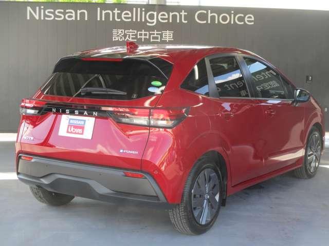 X 当社社用車UP・プロパイロット・アラウンドビューモニター・インテリルームミラー・NissanConnectナビ(8枚目)